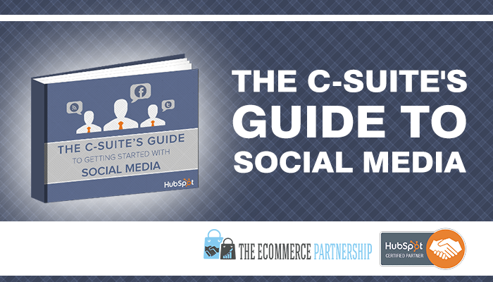 The C-Suites Guide To Social Media