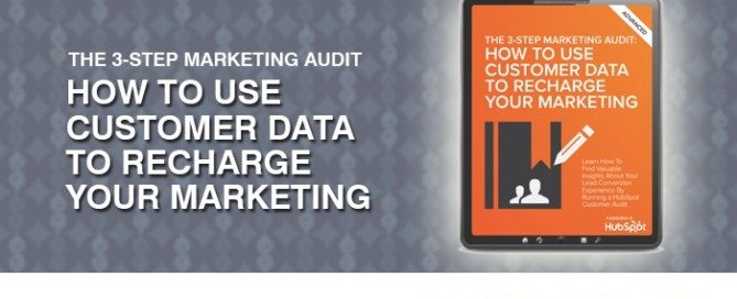 3 Step Marketing Audit